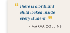 marva collins quote